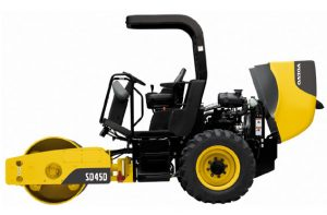 54 Inch Pad Foot Compaction Roller
