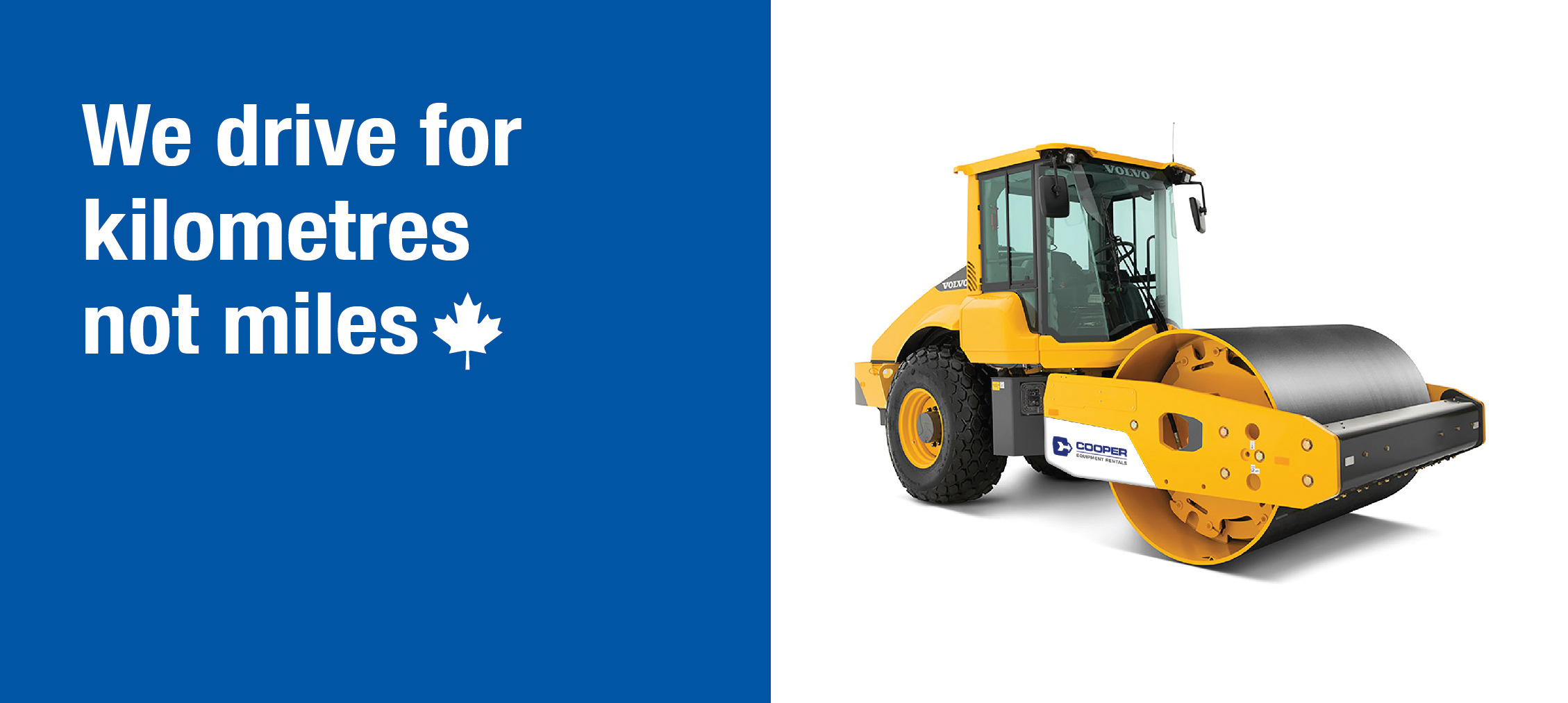 Cooper Equipment Rentals - Safe  Reliable  On Time