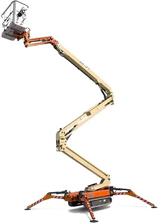 55 Crawler Boom Cooper Equipment Rentals