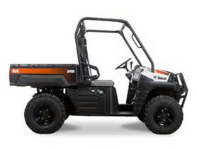 Heavy duty off road utility vehicles