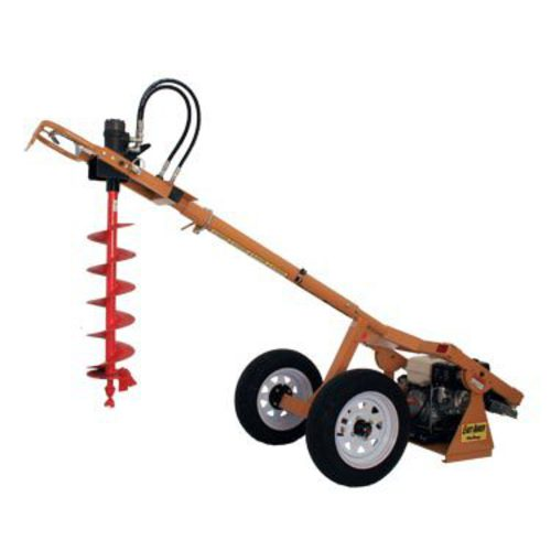 Towable Hydraulic Auger - Cooper Equipment Rentals