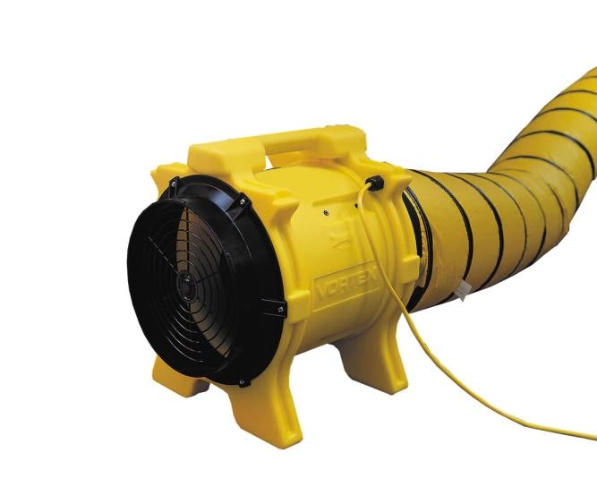 Vortex Fan Cooper Equipment Rentals